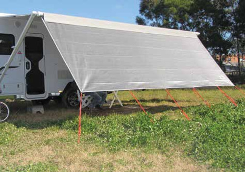 Coast Sun Screen 4.64 x 1.8m - suits a 16' awning | 200-09062