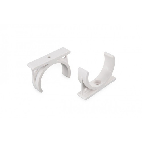 B.E.S.T. Inline Mounting Clips Set Of 2 | 38333 | Caravan Parts