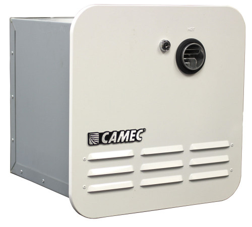 Camec Instant Gas Hot Water Heater - White