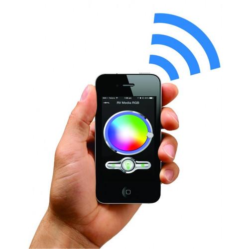 App Controlled RGB Bluetooth Weatherproof Speaker with Light