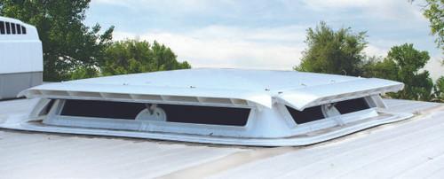 Camec 4 Seasons Evolution Roof Hatch Open