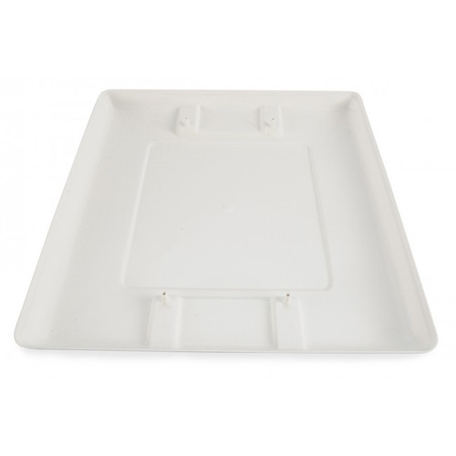 Fiamma Lid - 20 X 20 Inch Outer & Inner White top view