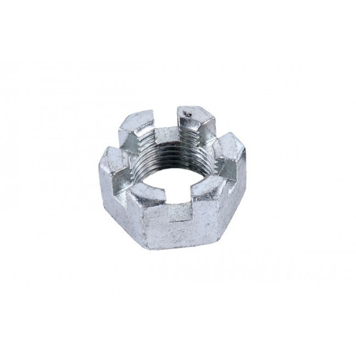AXLE NUT 3/4 SLOTTED | 6549 | Caravan Parts