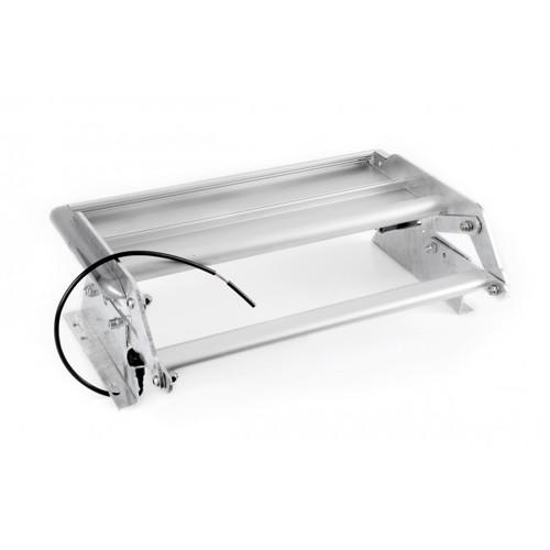 Techno Step Aluminium/Steel Manual - Bottom View