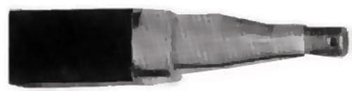 Axle Stub 45Mm Sqx305Mm | 36086 | Caravan Parts