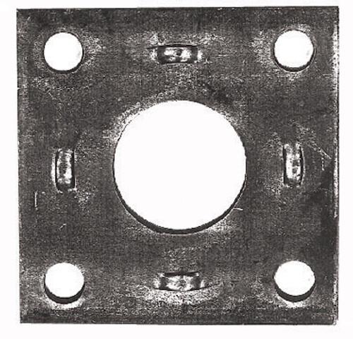 Adaptor Plate S/45Mm Mech/Elec Mech-Elect | 6397 | Caravan Parts
