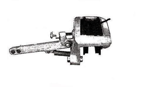 Mech Disc Brake Adpt Plate Alk 40Mm Alko Version | 36147 | Caravan Parts
