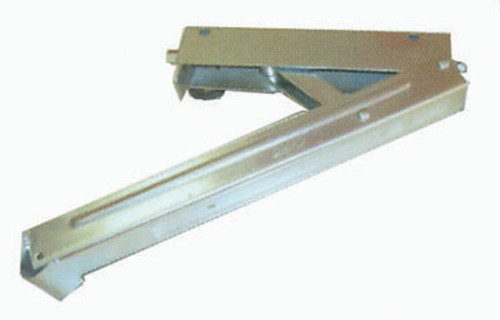 Leg Chann 600Mm L Front Alko Adjustable Use Hex  Handle | 6477