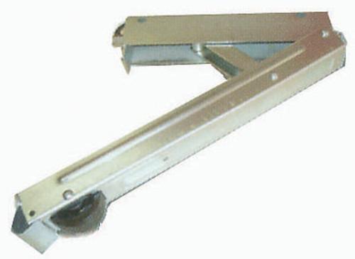 Leg Chann 500Mm L Rear Alko Adjustable Use Hex Handle | 6479