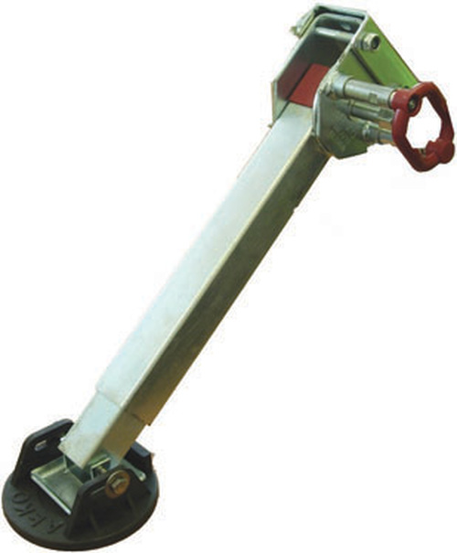 Al-Ko Drop Down Swing Corner Steady - Adjustable Leg 590Mm | 6483