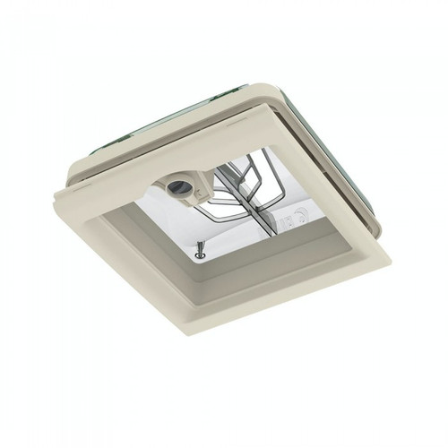 FIAMMA Vent 28 F White - 280mm x 280mm | 650-02064