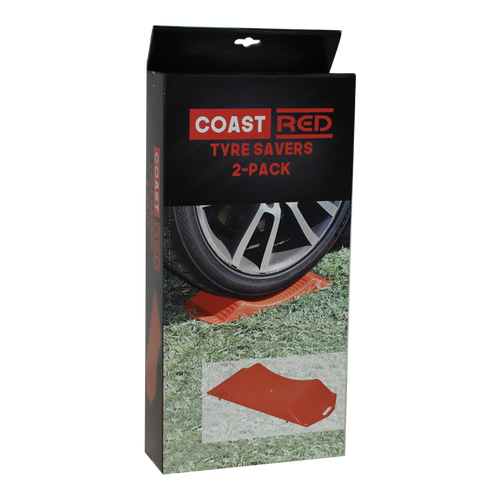 Coast Red Tyre Savers 2-Pack | 450-00466