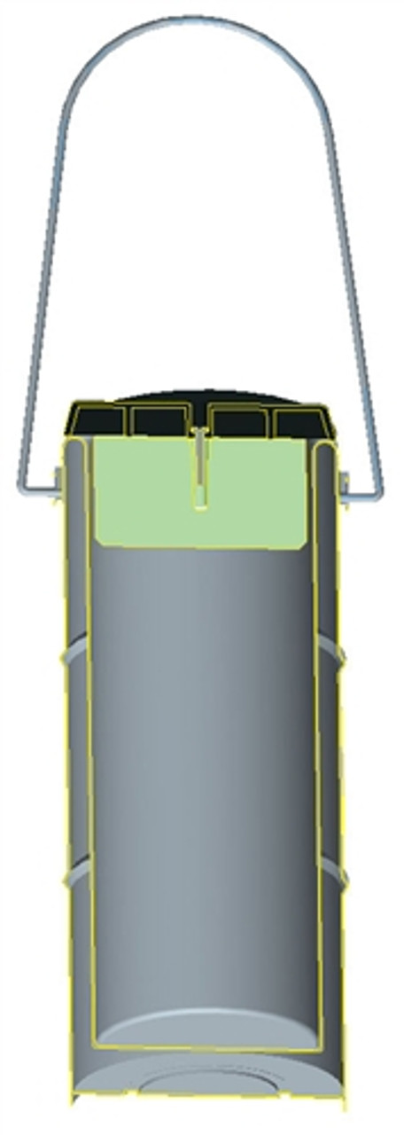 Spare Lid for RD-1 - Research Dewar