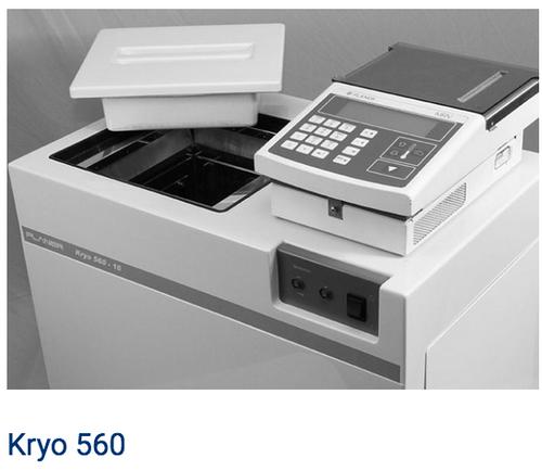 Kryo 560-16 Control Rate Freezer
