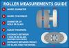 Roller 022 - Pack of 8