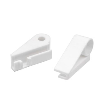 ROLL357 - Pair of Shower Door Guides