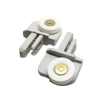 ROLL347 - Pair of Shower Door Rollers