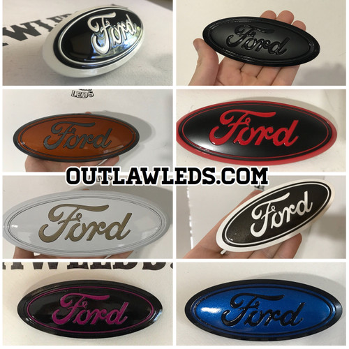2009-2014 F150 Grille Badge
