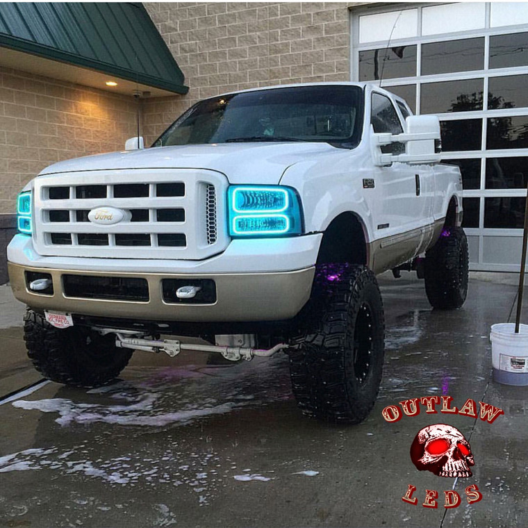 1999-2007 Ford F250/F350 Halo Kit Only