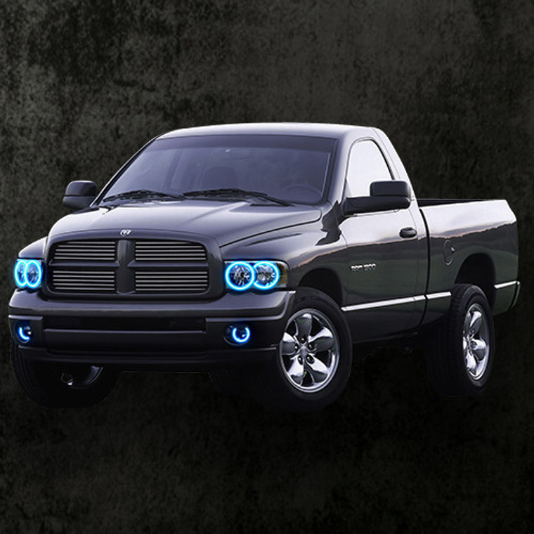 2002-2005 Dodge Ram Halo Kit Only