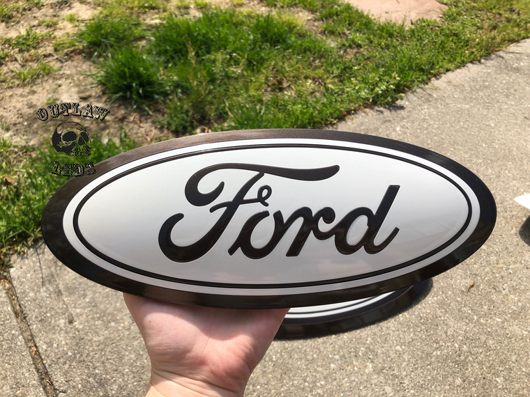 2017-2019 SuperDuty Large Tailgate Badge