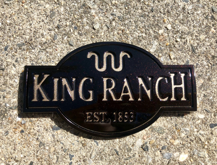 King Ranch Badges