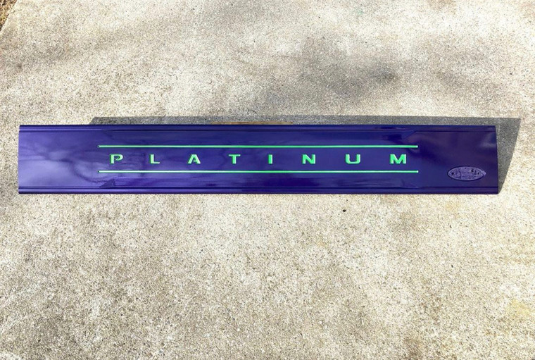 2017-2019 SuperDuty Painted Tailgate Panel