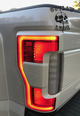 2017-2019 SuperDuty Painted Tail Lights