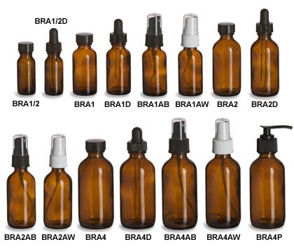 Specialty Bottle - Wholesale Glass Bottles, Jars, Metal Tins