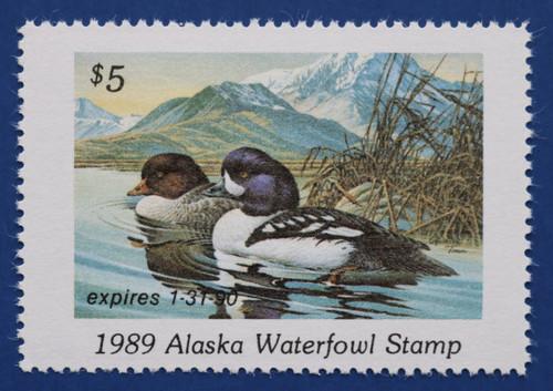 1989 Alaska State Duck Stamp (AK05)