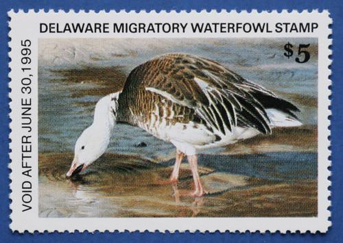 1994 Delaware State Duck Stamp (DE15)