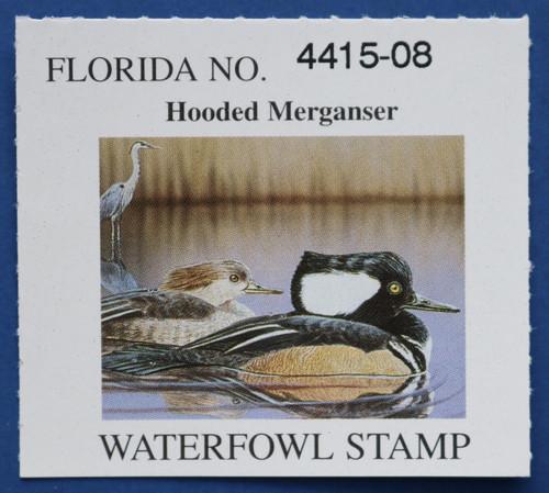 1997 Florida State Duck Stamp (FL19)