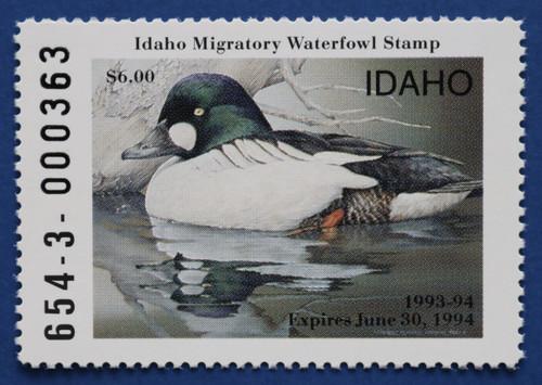 1993 Idaho State Duck Stamp (ID07)