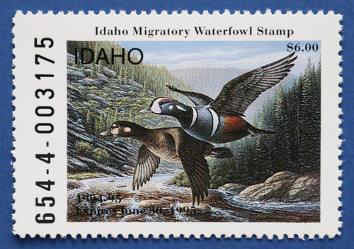 1994 Idaho State Duck Stamp (ID08)