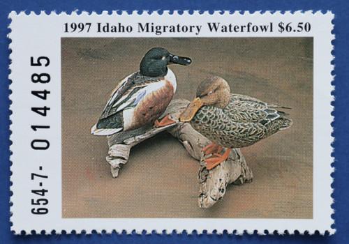 1997 Idaho State Duck Stamp (ID11)