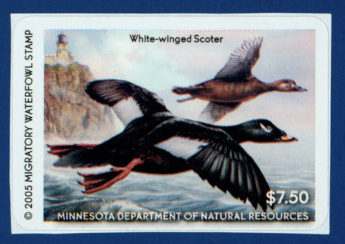 2005 Minnesota Migratory Waterfowl Stamp (MN29)