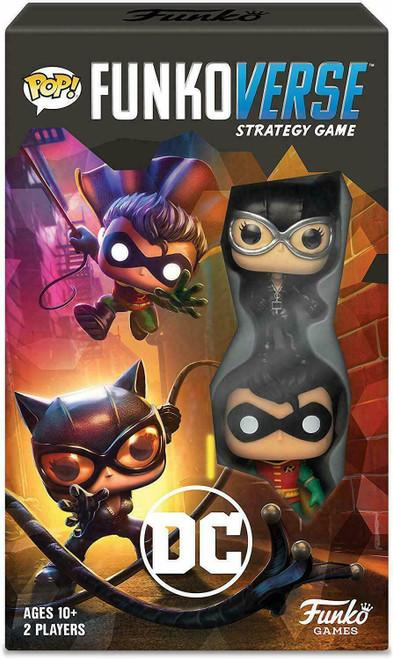 Funko POP! Funkoverse Strategy Game - DC Comics Expandalone
