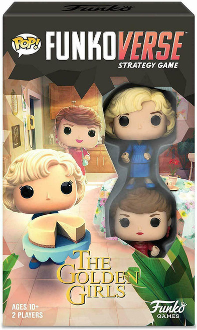 Funko POP! Funkoverse Strategy Game - The Golden Girls Expandalone 100