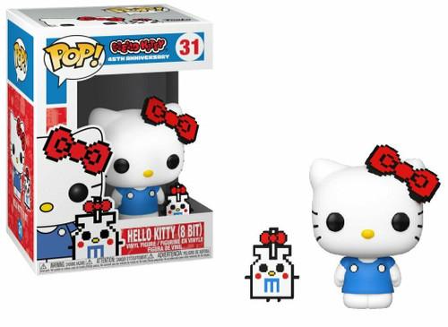 Pop! Sanrio: Hello Kitty - Hello Kitty (8 Bit) (#31)