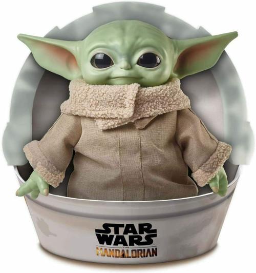 Mattel - Star Wars: The Mandalorian - The Child 11-Inch Plush
