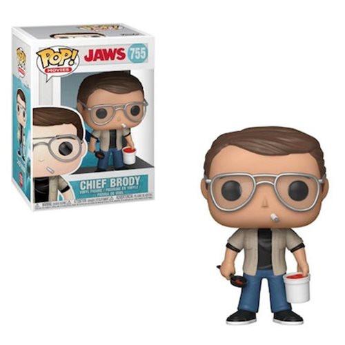 Funko Pop! Movies: Jaws - Chief Brody (#755)