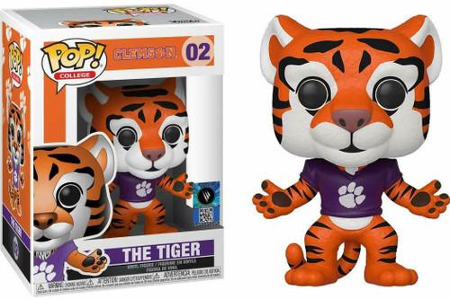 Funko Pop! College: Clemson University - The Tiger (#02)