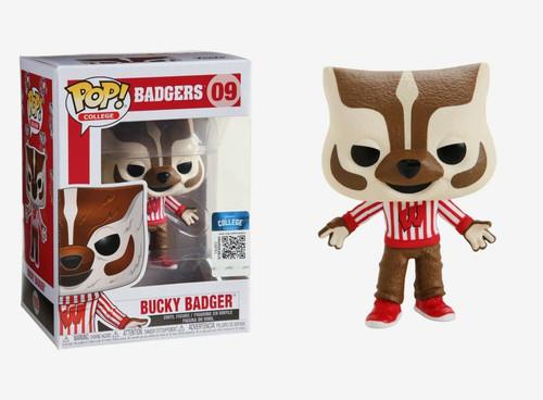 Funko Pop! College: University of Wisconsin - Bucky Badger (#09)