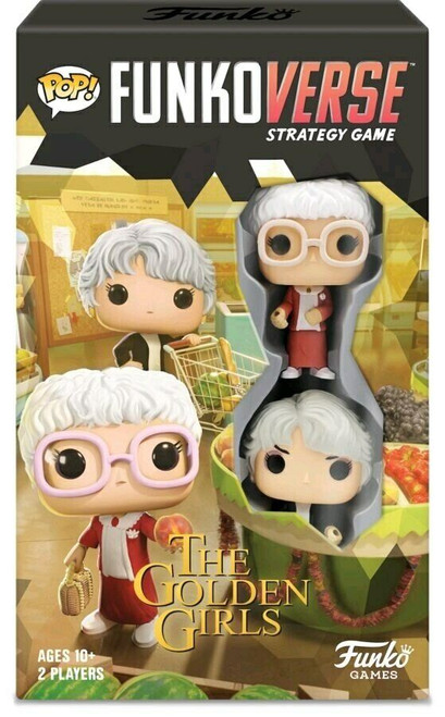 Funko POP! Funkoverse Strategy Game - The Golden Girls Expandalone 101