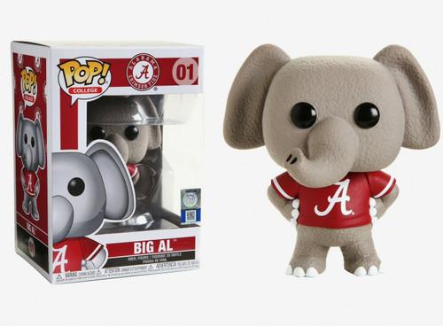 Funko Pop! College: University of Alabama - Big Al (#01)