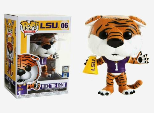 Funko Pop! College: Louisiana State University - Mike the Tiger (#06)