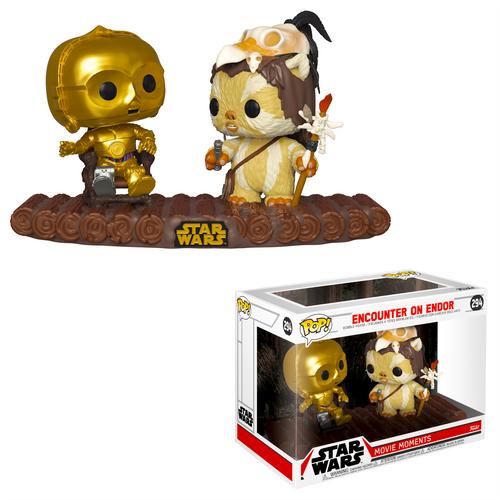 Funko Pop! Star Wars: Return of the Jedi - Encounter on Endor (#294)