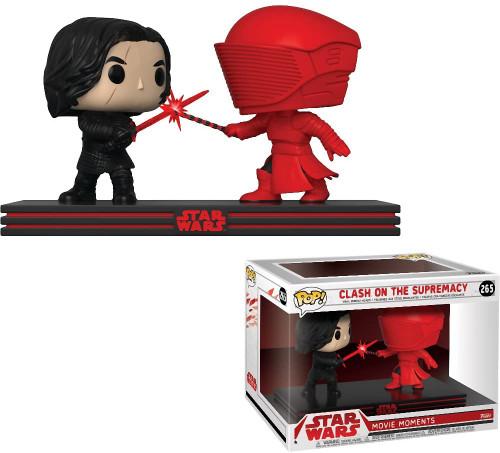 Funko Pop! Star Wars: The Last Jedi - Clash on the Supremacy (#265)