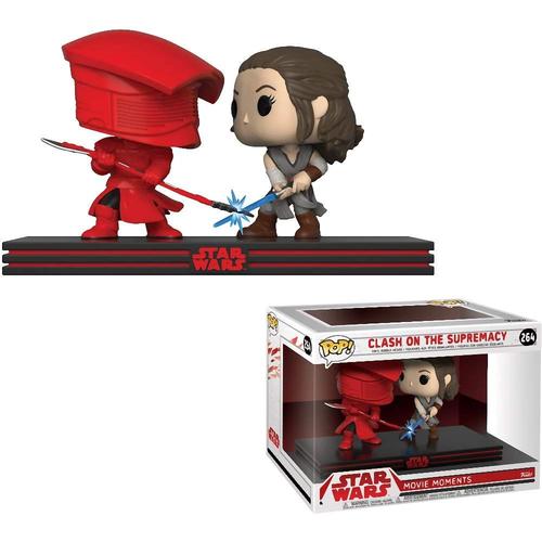 Funko Pop! Star Wars: The Last Jedi - Clash on the Supremacy (#264)
