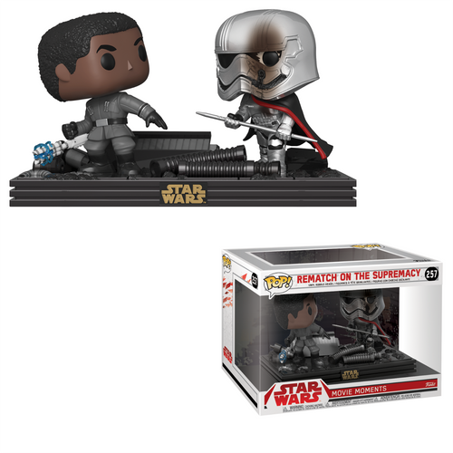 Funko Pop! Star Wars: The Last Jedi - Rematch on the Supremacy (#257)